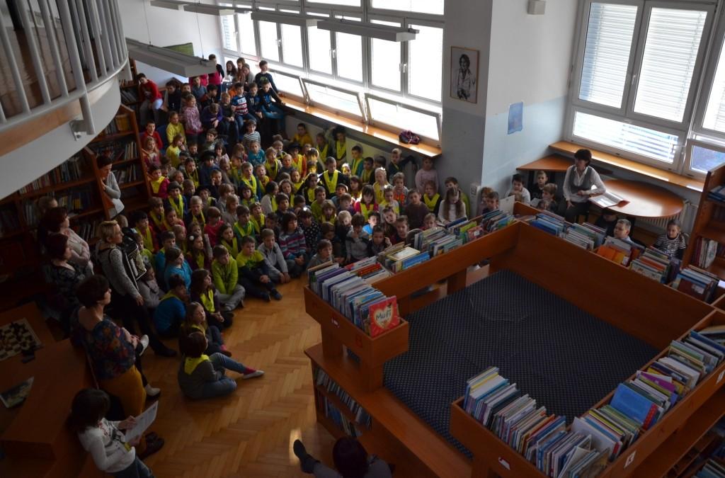 Kulturni dan v knjižnici