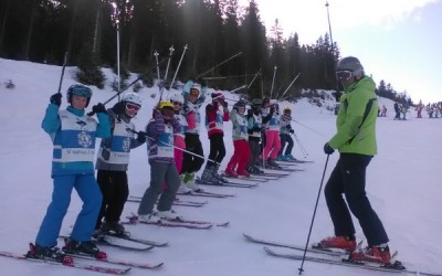 Zimska šola v naravi, Gorenje-Rogla, 3. dan