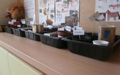 Na POŠ začeli vrtnariti
