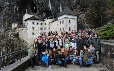 Skupni izlet na Notranjsko in Primorsko