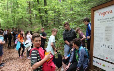Po Vegovi poti v Zagorico
