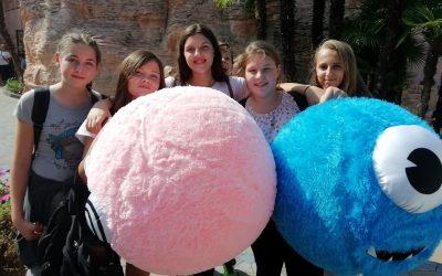 Devetošolci smo uživali v Gardalandu