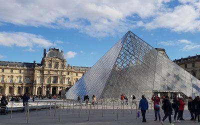 Izlet v Pariz in Bruselj