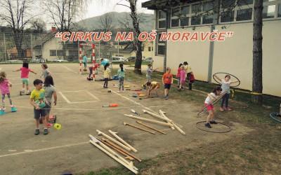 """""""CIRKUS v Moravčah"""""""