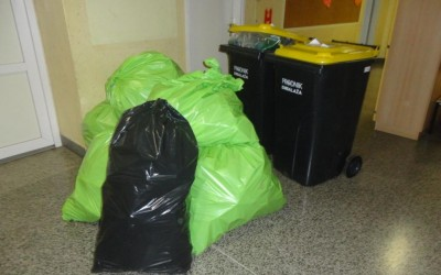Zaključena akcija »Jaz, ti, mi za Slovenijo – stara plastenka za nov inkubator«