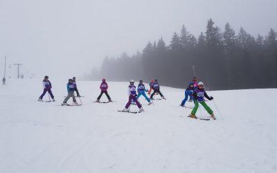 Zimska šola v naravi, Gorenje – Rogla 2018, zaključek